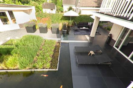 Tuinontwerp is meer dan groen en tegels.: moderne Tuin door Heart for Gardens.