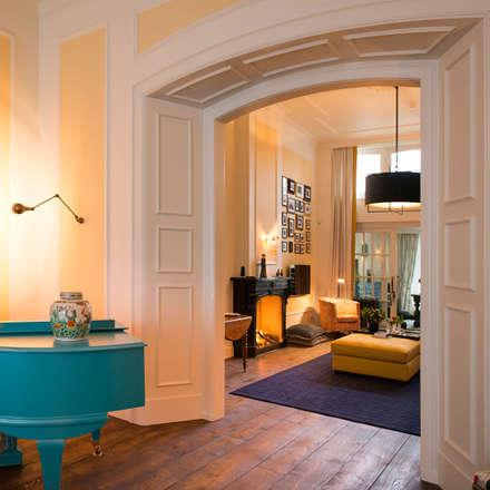 Woonkamer design idee n inspiratie en foto 39 s homify for Eclectische stijl interieur