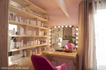 Salon de beauté - Docteur Hauschka: Spa de style de style Moderne par ADK