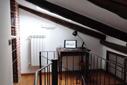 Studio: Studio in stile in stile Moderno di OPERA4architetti
