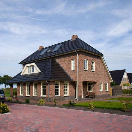 Woonhuis te Zoetermeer: landelijke Huizen door Meijer & van Eerden