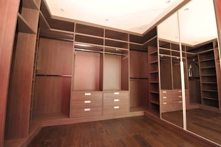 Modern Dressing Room Design Ideas Inspiration Homify