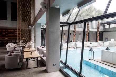 Beluga Restaurant& Bar:  酒吧&夜店 by 原形空間設計