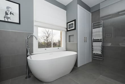 Ifield Road, Kensington: modern Bathroom by Grand Design London Ltd