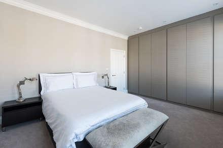 disraeli road putney modern bedroom by grand design london ltd