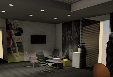 Salle de sport moderne: Idées & Inspiration | homify