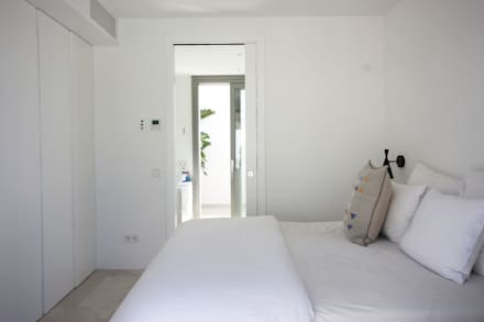 1303: mediterrane Schlafzimmer von jle architekten