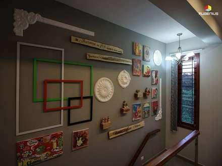 Tường by Rubenius Interiors