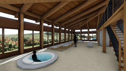 พิพิธภัณธ์ by Morelli & Ruggeri Architetti