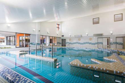プール|茨城県土浦市|デイサービス: 株式会社小木野貴光アトリエ一級建築士事務所が手掛けたプールです。