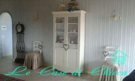 ...mansarda in stile shabby chic... : Case in stile in stile Coloniale di Francesca Maria surace