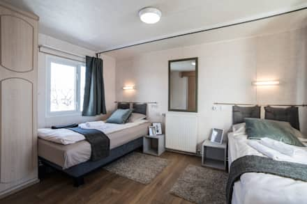 Hofdi Cottage   Har   Islanda: Hotel in stile  di Civicocinquestudio