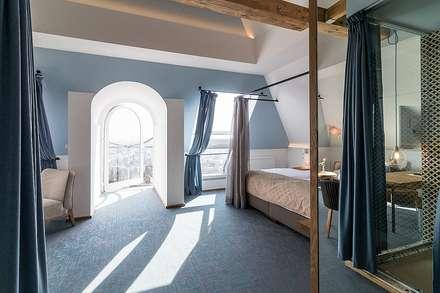 Hotelzimmer:  Hotels von RÄUME + BAUTEN