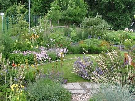 Landhausstil Garten landhausstil gartengestaltung ideen und bilder homify