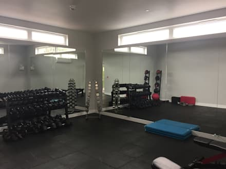 Refurbishment Project - Retallack: modern Gym by Building With Frames