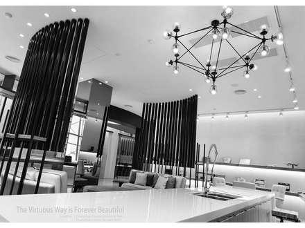 大道恆美 The Virtuous Way is Forever Beautifu l- 京悅設計:  醫院 by 京悅室內裝修設計工程(有)公司 真水空間建築設計居研所