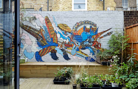 Dalston: eclectic Garden by House of Sylphina