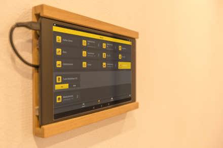 Smart Homesystem: klassischer Multimedia-Raum von FH-Architektur