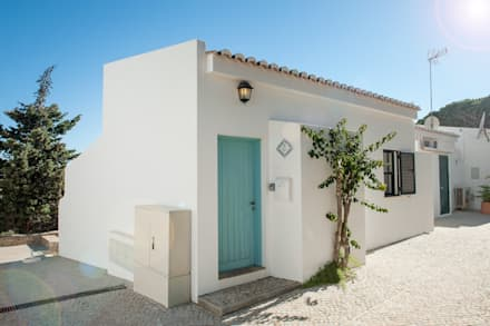 mediterranean Houses by inside UP