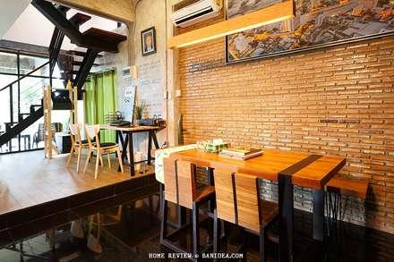บ้านพักตากอากาศ ชลบุรี:  ห้องครัว by BEYOND HOME (THAILAND) Co.,Ltd