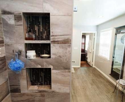 Range Of Interiors : Classic Bathroom By Lux Design Associates