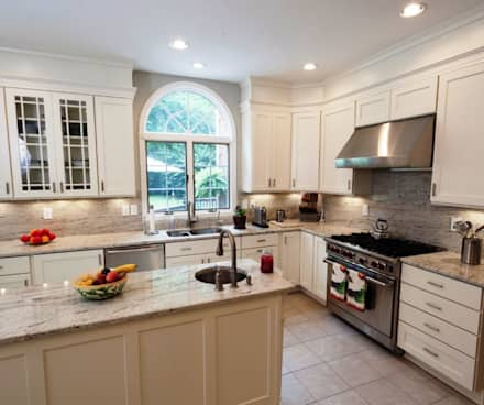classic kitchen design. Classic Kitchen By Lux Design Associates