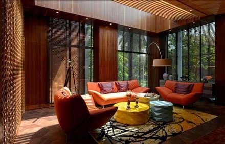 Moderne Wohnzimmer Von Midas Dezign