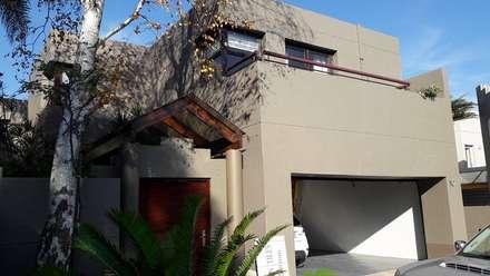 moderne Häuser von Big A Contractors