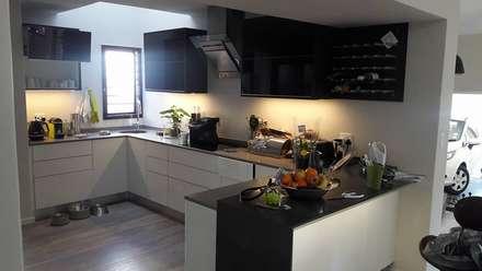 moderne Küche von Big A Contractors