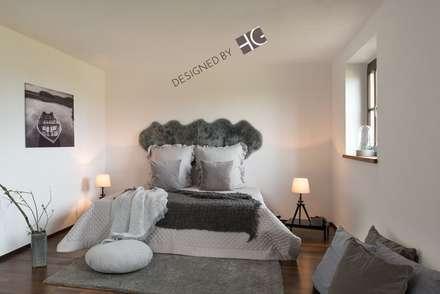 landhausstil schlafzimmer einrichtungsideen und bilder | homify - Groses Schlafzimmer Gemutlich Einrichten