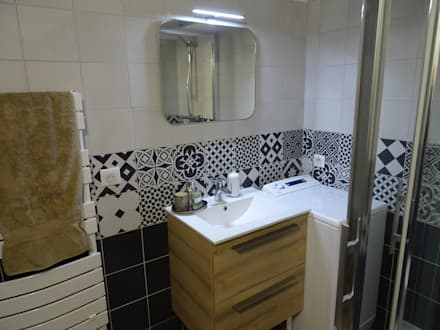 Luxus Style Salle De Bain | L\'idée d\'un tapis de bain