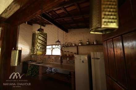 Homify - Cocinas estilo colonial ...