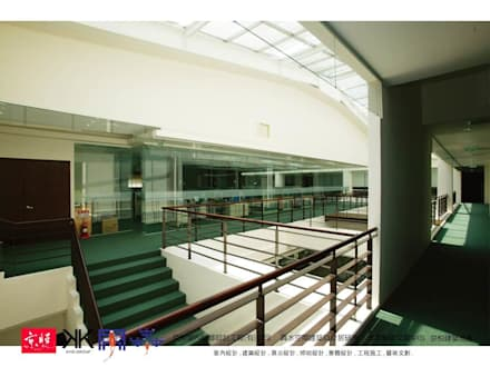京悅設計-成霖集團企業總部     Globe UNION Industrial Corp.第二集:  會議中心 by 京悅室內裝修設計工程(有)公司|真水空間建築設計居研所