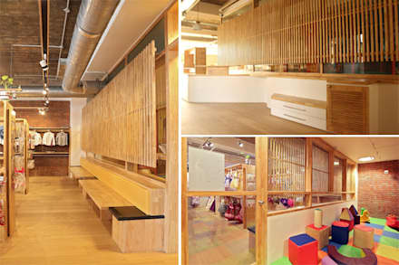 :  Commercial Spaces by STUDIO MOTLEY