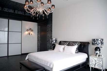 Hollywood: Спальни в . Автор – SNOU project