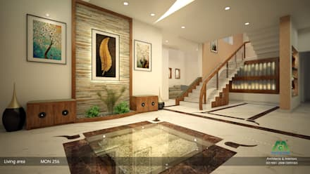 awesome attire classic living room by premdas krishna - Decoration And Interior Design