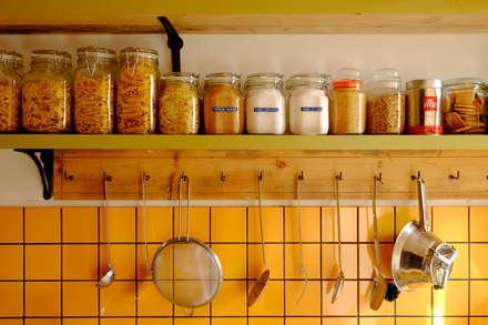 VALERIA'S KITCHEN : mediterranean Kitchen by Relic Interiors kitchens and furniture