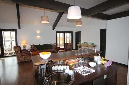 Dom 2 (VS_Italy): Гостиная в . Автор – Apriori Albero