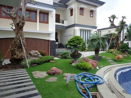 Tukang Taman Jakarta:  Taman by CV. ADI KARYA MANDIRI