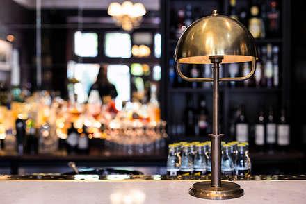 The Farmers Club Whitehall Bar_05:  Bars & clubs by helen hughes design studio ltd