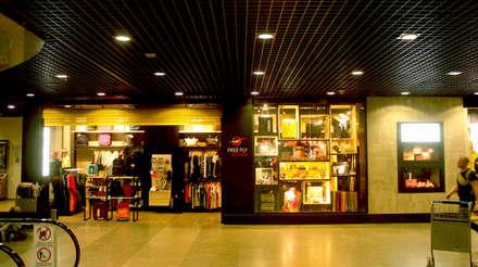 機場 by Oficina da Boa Arquitetura