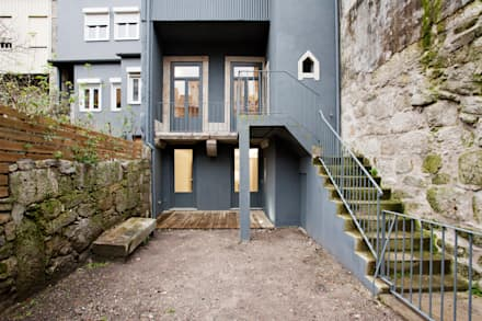 Estúdios FG75 - Reabilitação: Habitações  por A2OFFICE