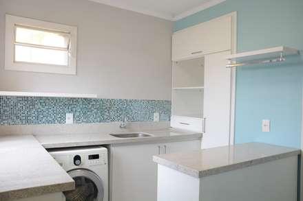Apartamento Assunção I: Paredes  por AZ Arquitetura