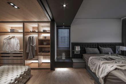 木沐  Wood Present:  臥室 by 璧川設計有限公司