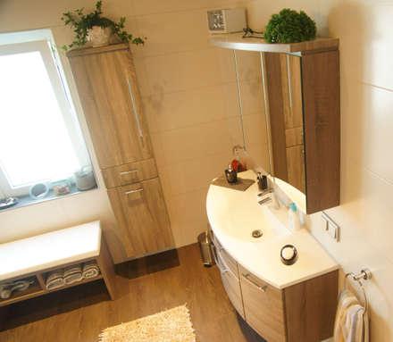 rustikale badezimmer einrichtungsideen und bilder | homify - Rustikale Bder