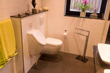 kundenbad in bbingen rustikale badezimmer von boor bder fliesen sanitr
