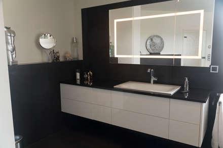 Kundenbad In Lebach: Moderne Badezimmer Von BOOR Bäder, Fliesen, Sanitär