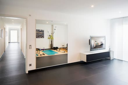 Fitnessraum gestalten  Fitnessraum Zu Hause – Wohn-design