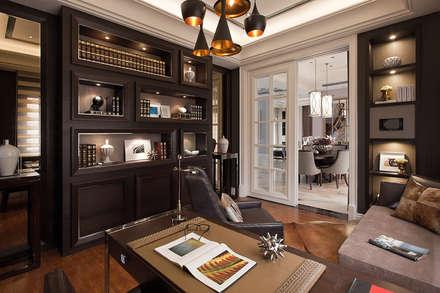 مكتب عمل أو دراسة تنفيذ 大觀室內設計工程有限公司