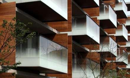 菩方田:  窗戶與門 by 黃宏輝建築師事務所